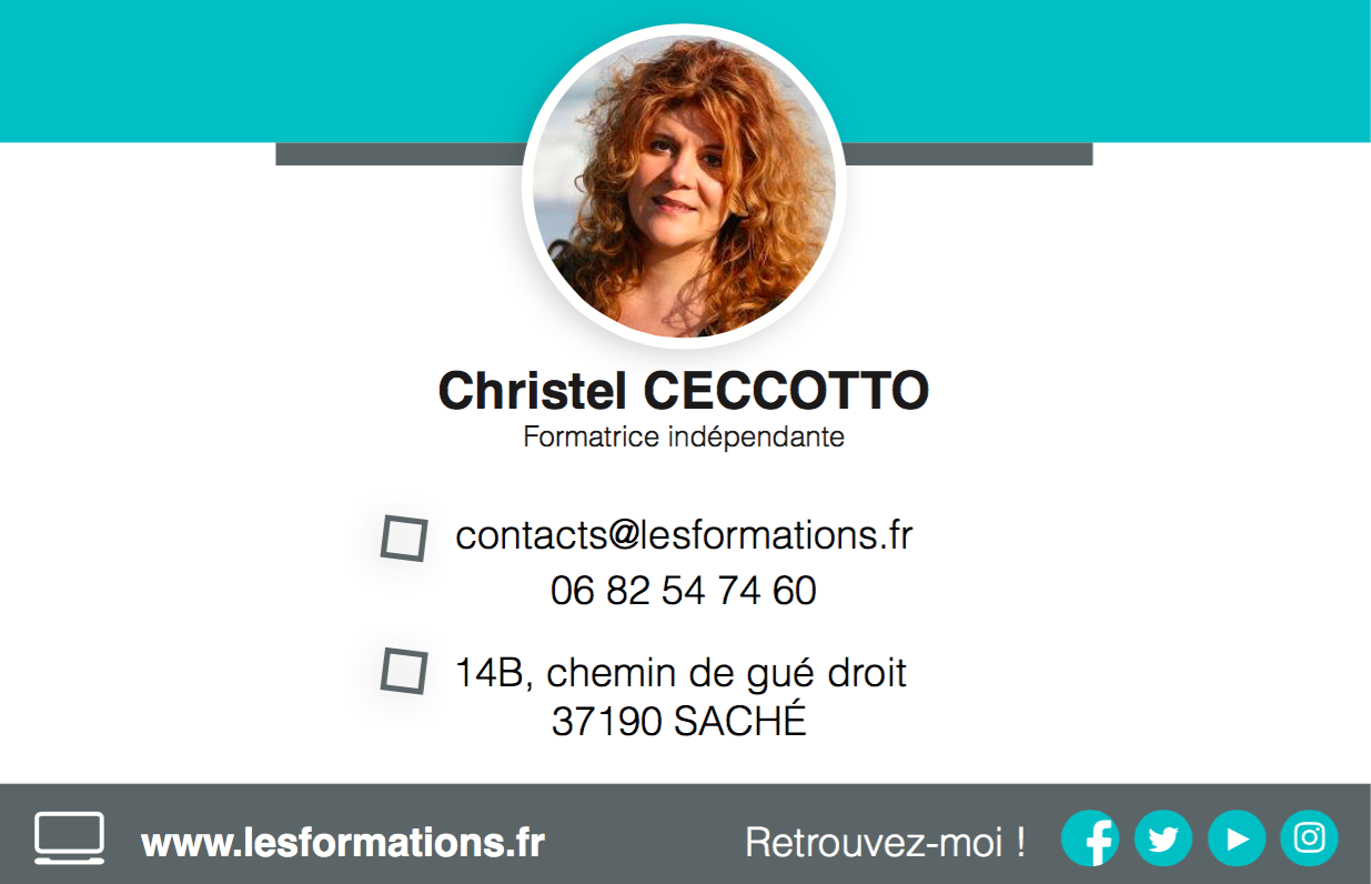 Carte visite1 Christel Ceccotto