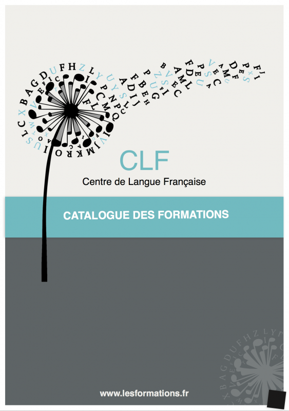 Catalogue des formations CLF