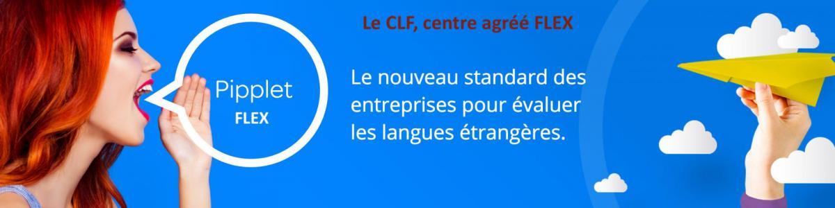 Clf centre agreéé flex 12 langues