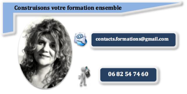Cours francais contacts