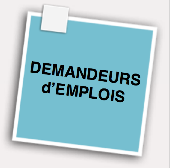 Espace demandeurs emplois CLF