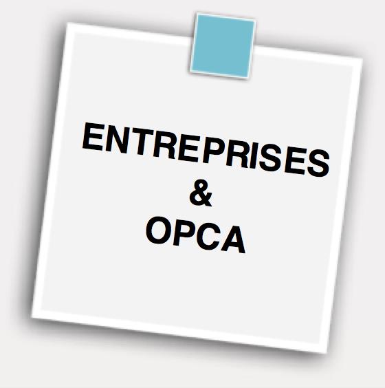 Espace entreprises OPCA CLF