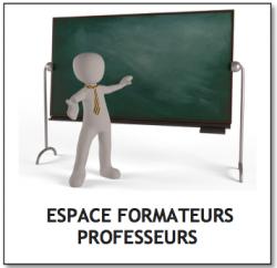 Espace formateurs et professeurs