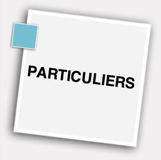 Espace Particuliers CLF