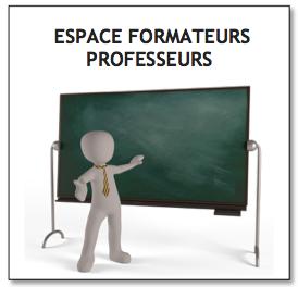 Espace formateurs & profs
