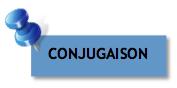 Exercices conjugaison