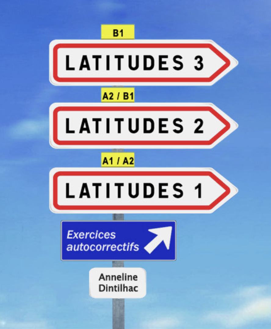 Exercices en ligne me thode latitude