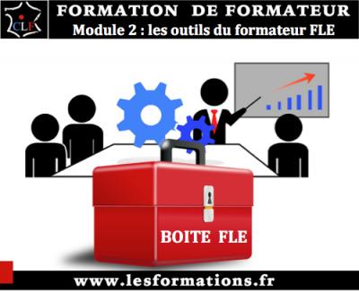 Formation formateur FLE - Module 2