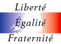 Liberté égalité fraternité devise france
