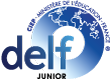 Logo delf junior