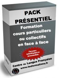 Pack formation presentiel francais FLE FLM