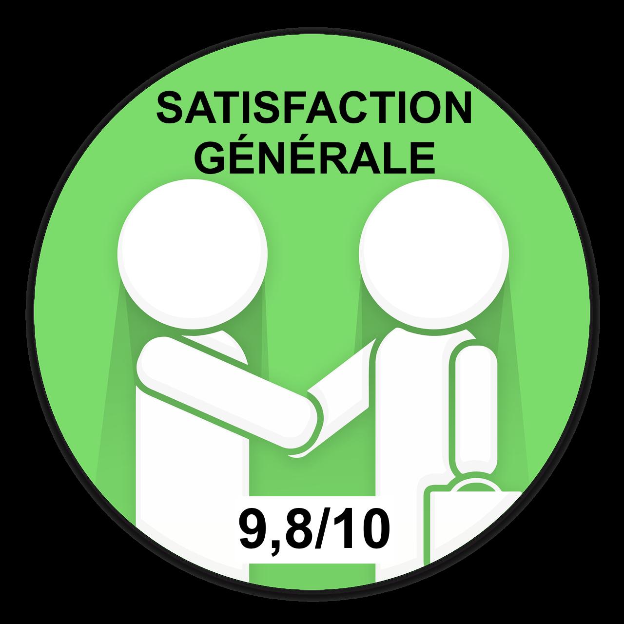 Satisfaction generale clf