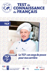 TCF  Test de Connaissance du français